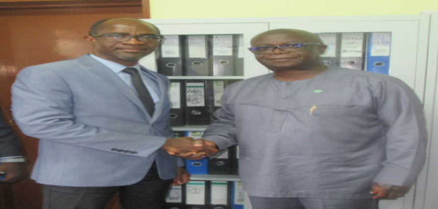 UNDP REPRESENTATIVE MEETS WITH NEW MINISTER OF LOCAL GOVERNMENT