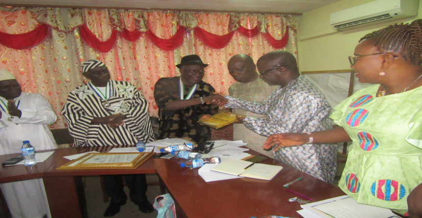 COUNCIL OF TRIBAL HEADS COMMEND MINISTRY OF LOCAL GOVERNMENT.