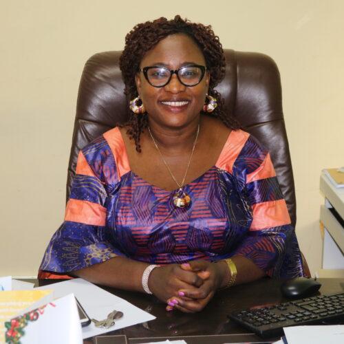 Hon  Melrose Kargbo