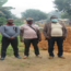 STAFF OF   MINISTRY OF LOCAL GOVERNMENT INSPECT FEEDER ROADS REHABILITATION PROJECT
