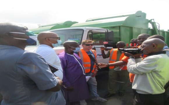 TWO HUNDRED RUSSIAN DUMP TRUCKS FOR SIERRA LEONE