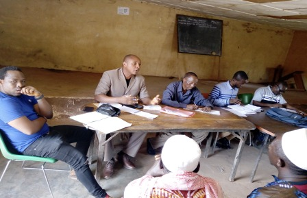 LOCAL GOV'T COMPLETES INVESTIGATIONS OF CONDUCT OF PARAMOUNT CHIEFS IN KHONIMAKHA & PENGUIA
