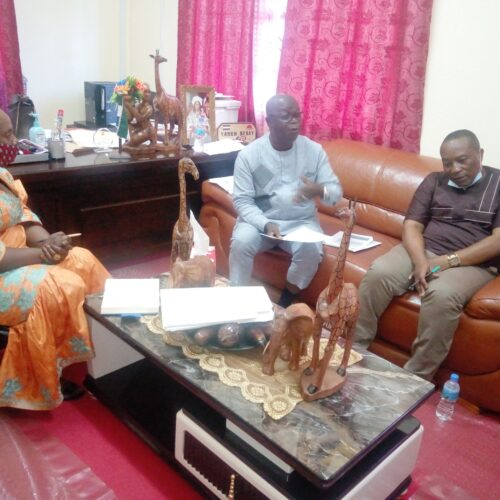 MINISTER OF LOCAL GOV'T ENGAGES STAKEHOLDERS IN TONKOLILI DISTRICT ON REVENUE MOBILIZATION
